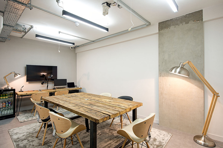 CCWS Interiors Has Designed The New Office For Spotless Located In  Shoreditch, London. This Is CCWSu0027s First Project With One Of Londonu0027s  Leading Service ...