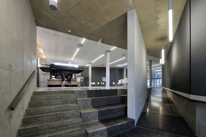 Stellenbosch University Faculty Of Medicine By MLB Architects Cape Town South Africa