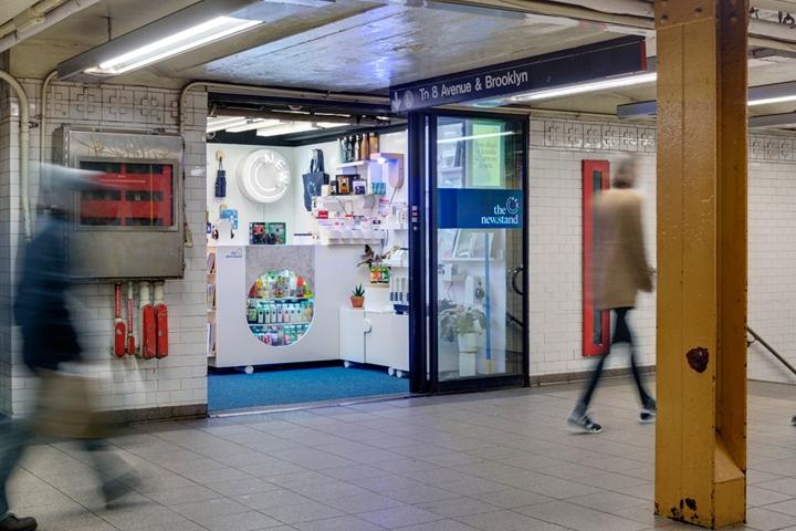 Interior design ideas convenience store