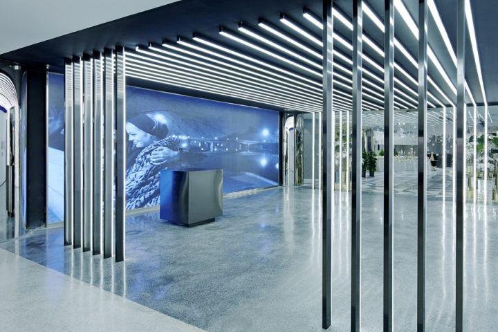 Jiuxi Wedding Exhibition By Clou Architects Beijing