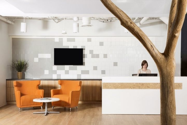 Wings Office By Lauckgroup Dallas Texas 187 Retail Design