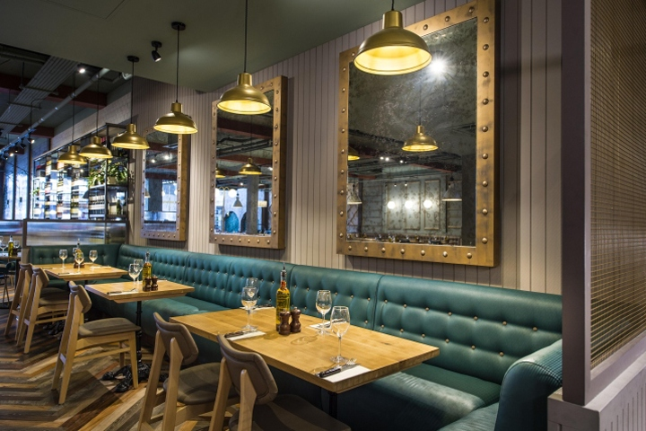 Wildwood restaurant by design command lincoln uk