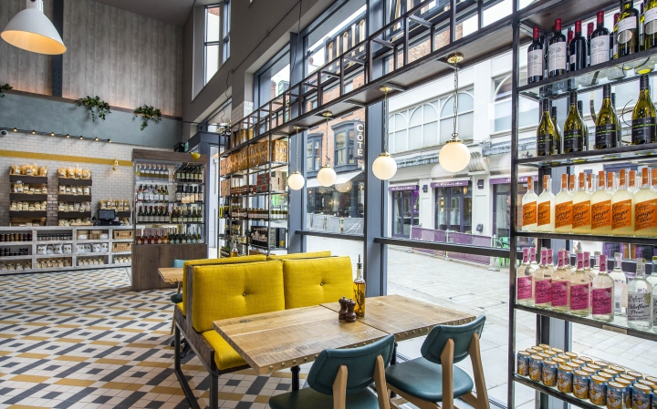 187 Wildwood Restaurant By Design Command Lincoln Uk