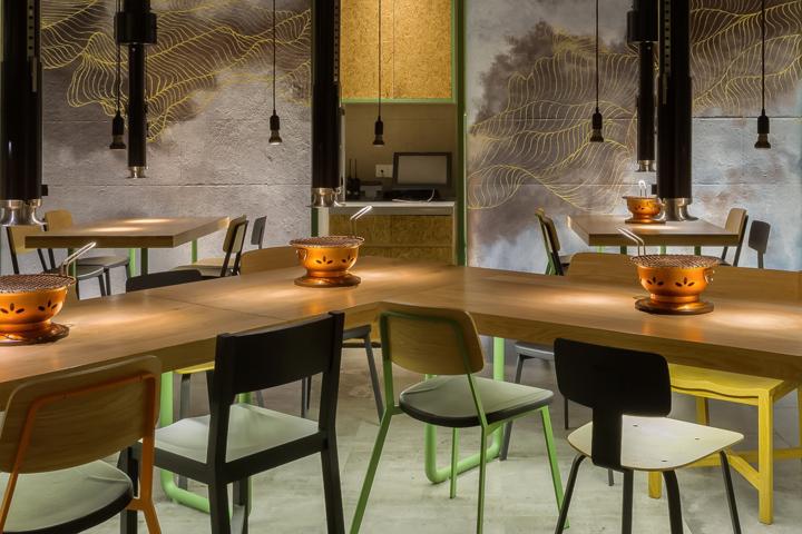 Superieur Yakiniku Master Restaurant By Golucci International Design, Shanghai U2013 China