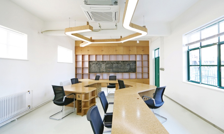 751 Creative Office By Hypersity Beijing China