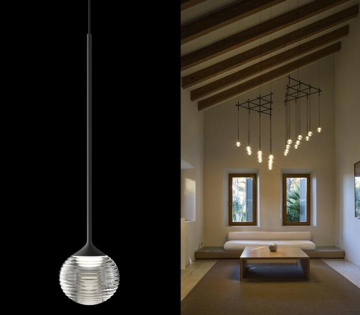 Design vibia & Algorithm lighting system by vibia » Retail Design Blog