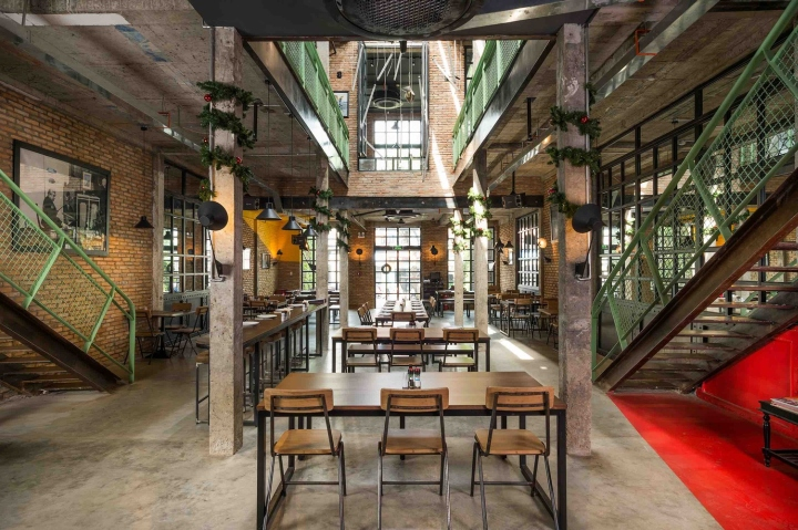 187 Belgo Brewery Pub By T3 Architecture Asia Ho Chi Minh