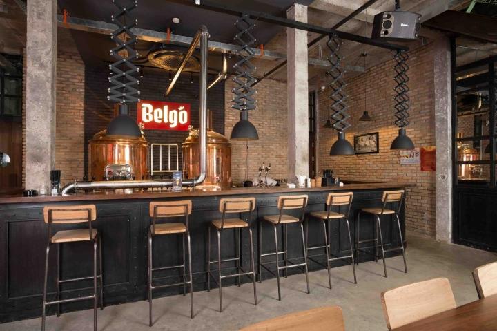 Bar de cerveza