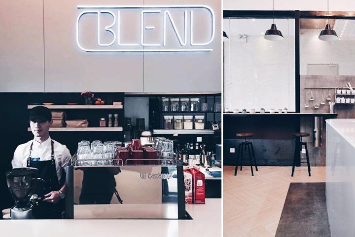 Blend. Diseño y elegancia. Fuente: RETAIL DESIGN