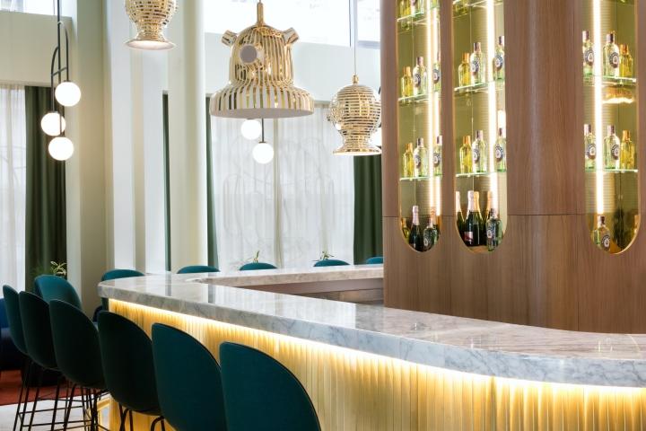 Barcel 243 Torre De Madrid Hotel By Jaime Hay 243 N Madrid