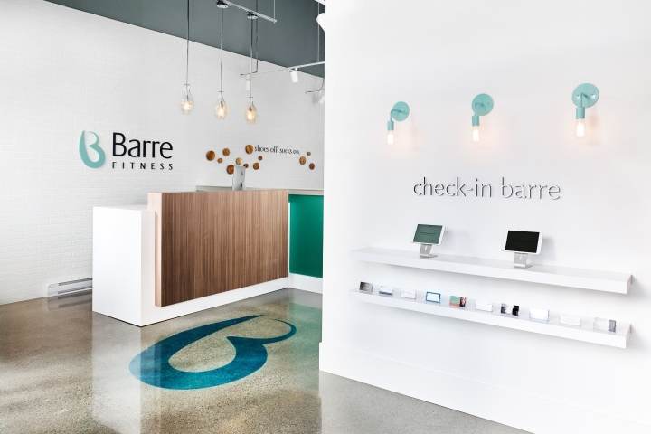 Cutler Worked With Barre Fitness A Ballet Based Exercise Studio Founded In Vancouver To Develop Design Guidelines Last Year