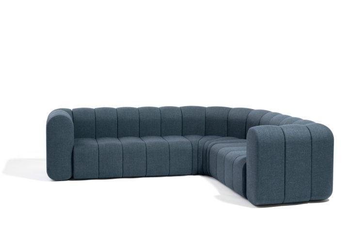blå station flexible sofa by thomas bernstrand and stefan borselius