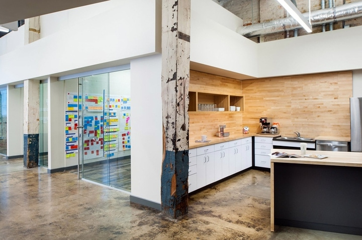 Co Lab Office By Baskervill Richmond Virginia Retail Design Blog