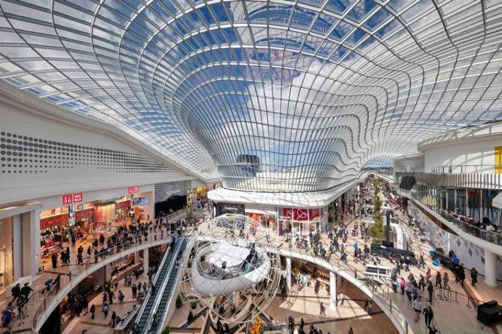 187 Chadstone Mall Renewal Melbourne Australia