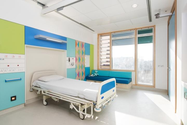 children s hospital by morag myerscough sheffield uk