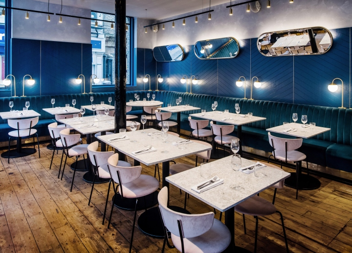 Clerkenwell grind restaurant and bar by biasol london