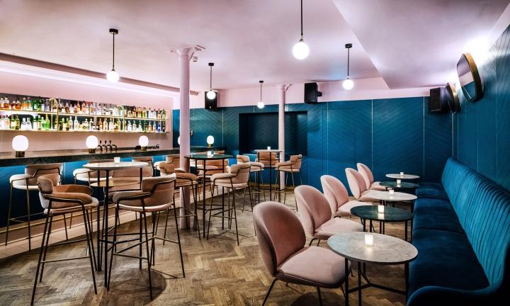 187 Clerkenwell Grind Restaurant And Bar By Biasol London Uk