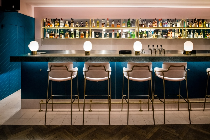 187 Clerkenwell Grind Restaurant And Bar By Biasol London Uk