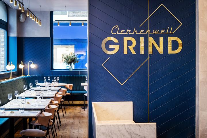 Clerkenwell grind restaurant and bar by biasol london