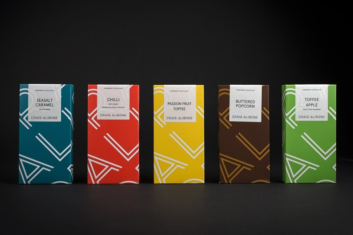 chcolate packaging