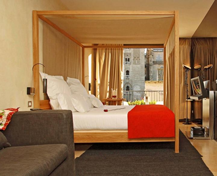 Eme catedral hotel by juan pedro donaire sandra - Hotel eme sevilla spa ...