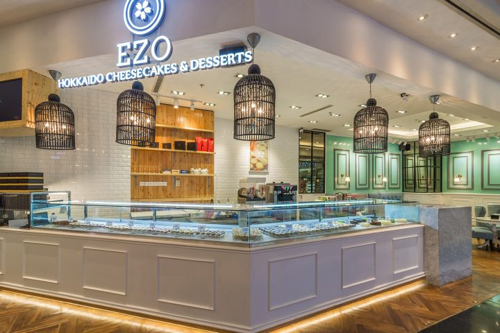 187 Ezo Cheesecakes Amp Bakery Store By Evonil Architecture