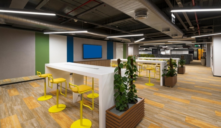 Ge Digital Offices By Rc Architecture Bangalore India