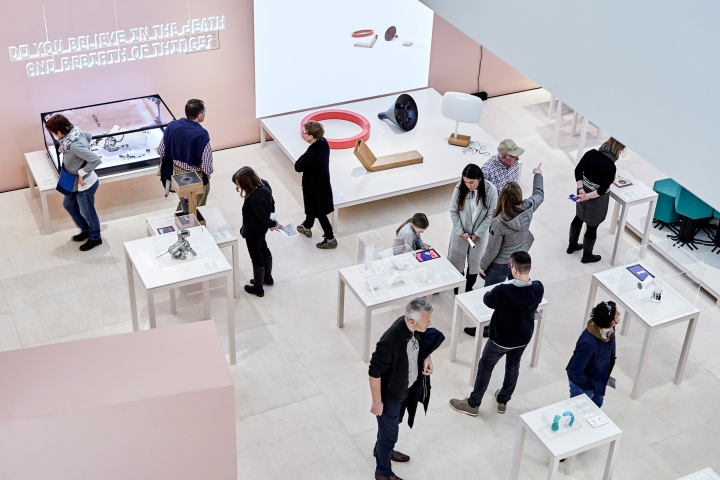 """Hello, Robot"""" exhibition at the Vitra Design Museum"""