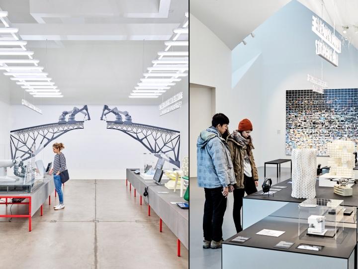hello robot u201d exhibition at the vitra design museum rh retaildesignblog net