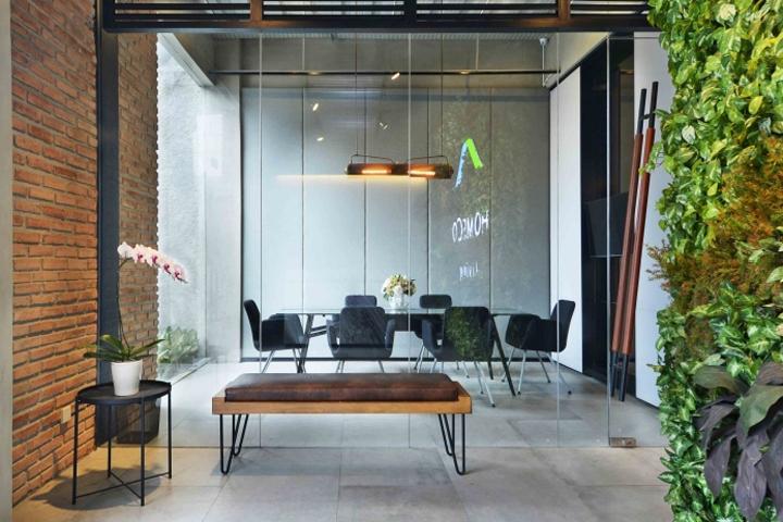 Homeca Office U0026 Show Unit By Metaphor Interior, Jakarta U2013 Indonesia