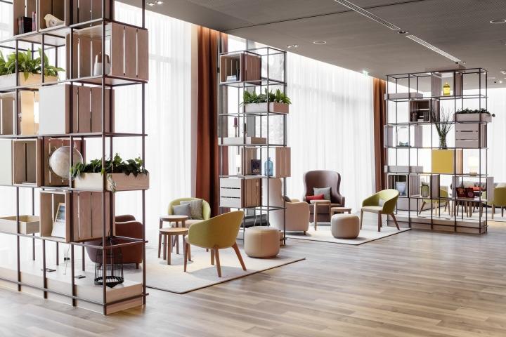 intercityhotel by matteo thun partners braunschweig germany retail design blog. Black Bedroom Furniture Sets. Home Design Ideas