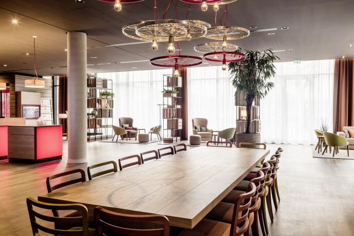 Intercityhotel by matteo thun partners braunschweig for Design hotel braunschweig