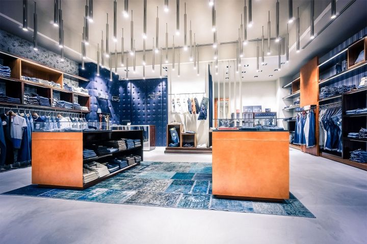 best sneakers f2ff5 9c685 Jacob Cohen Showroom by Area-17, Milan – Italy