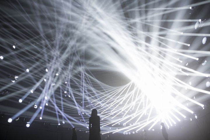 Exceptional Teamlab U2014 A Japanese Interdisciplinary Group Of Ultra Technologists U2014 Has  Announced For Summer 2017 The U201cmusic Festival, Teamlab Jungleu201d, An  Experimental ...