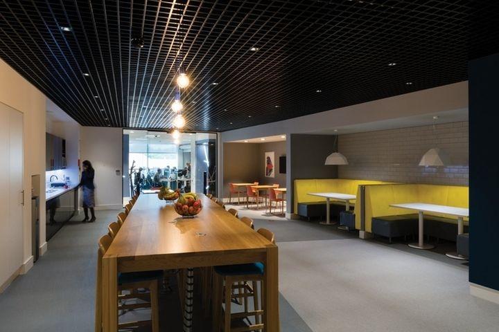 juniper networks office by platform design ltd addlestone uk