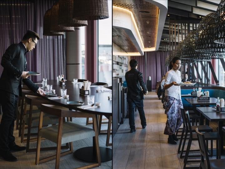 Kebaya Restaurant By Uxus Amsterdam Netherlands