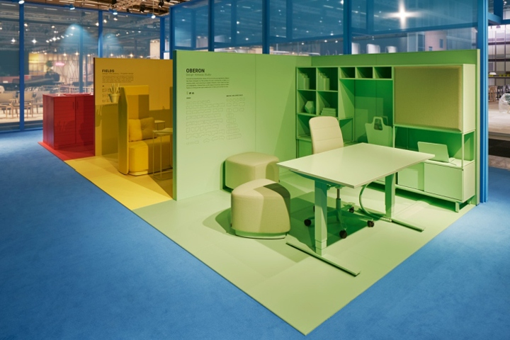 Stockholm retail design blog for Furniture exhibition