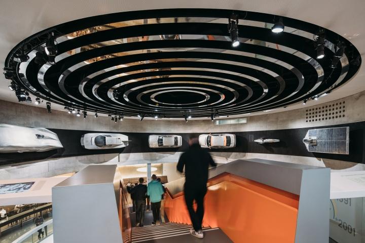 Mercedes Benz Museum By Unstudio Stuttgart Germany