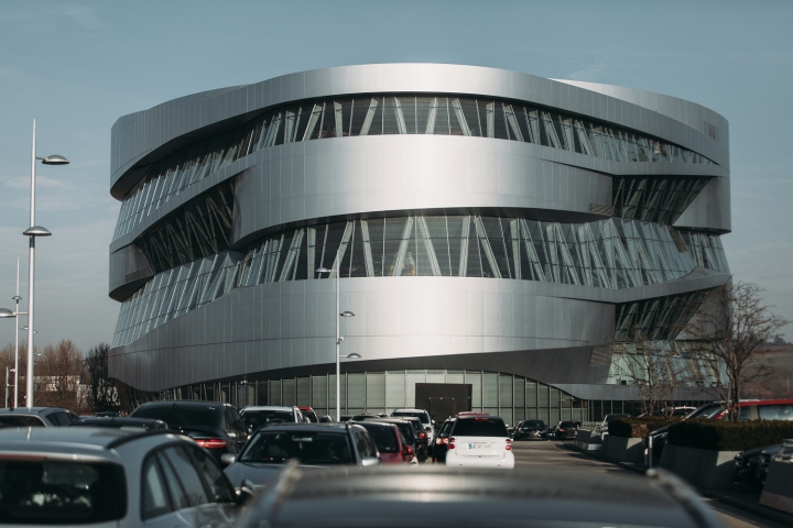 Mercedes-Benz Museum by UNStudio, Stuttgart – Germany ...