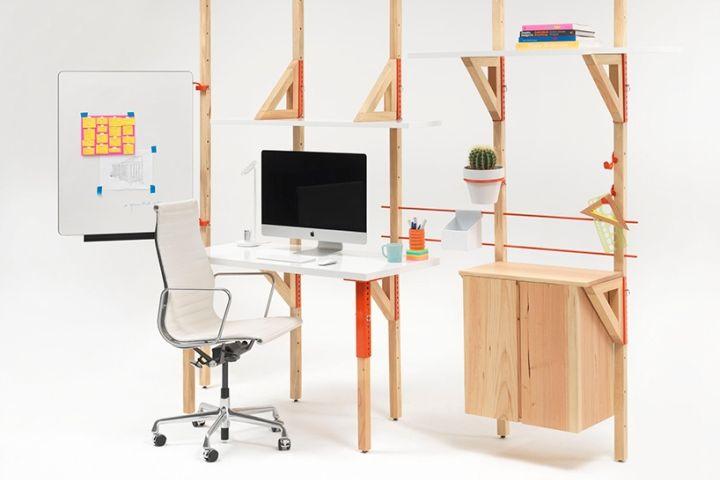 modular mobile office for coroflot by los osos retail design blog
