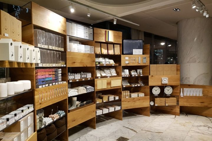 187 Muji Pop Up Store By Kengo Kuma Vancouver Canada