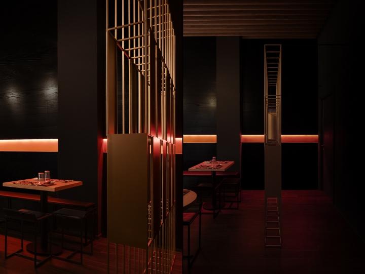 Sushi Restaurant Design onoya sushi restaurantarchiplan studio, brescia – italy