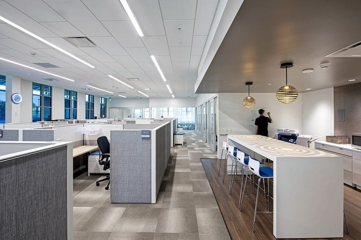 Oracle Office By Rmw Architecture Amp Interiors Santa Clara