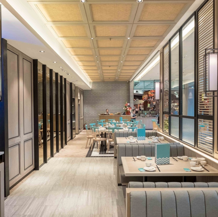 Putien restaurant at kelapa gading mall by metaphor for Interior architecture jakarta