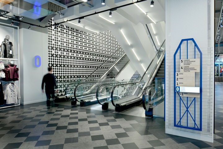 Primark Damrak Store By Hmkm Amsterdam Netherlands