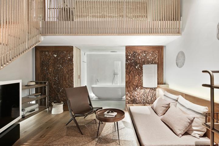 Puro hotel palma by ohlab palma de mallorca spain for Design hotel palma