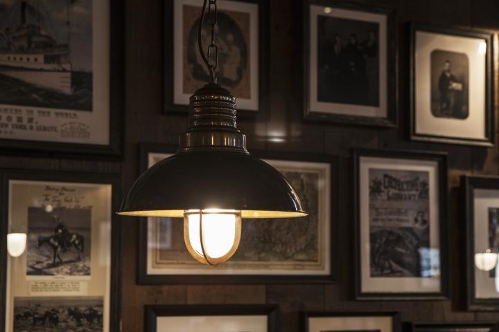 Red dog restaurant by designlsm nottingham uk