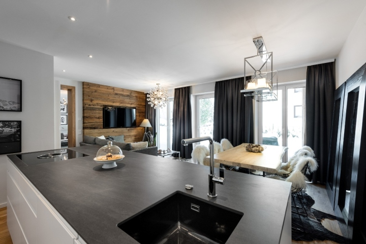 ... Under The Highest Standards Of Quality To Ensure The Serene And  Pristine Vibes From The Bad Hofgastein Landscape Transcend To The  Apartmentu0027s Interiors.