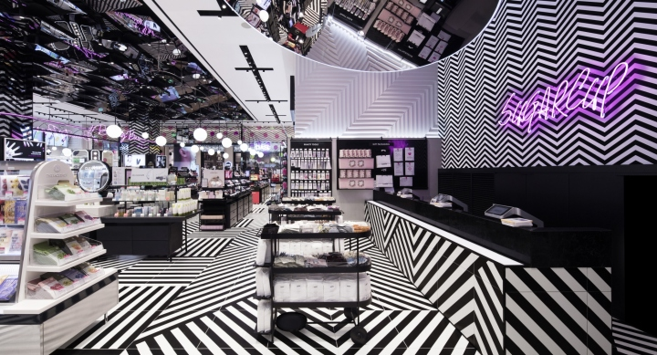 » SUGARCUP store by Betwin Space Design, Hanam-si – Korea