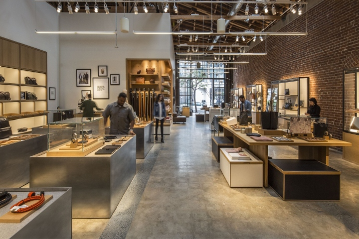 Shinola store by Little Los Angeles  California » Retail Design Blog